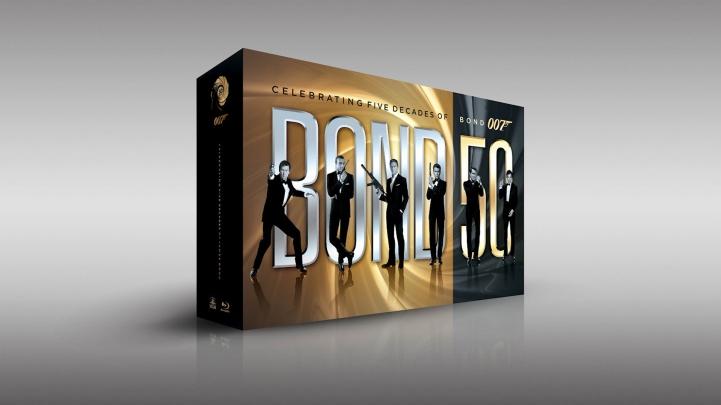 Bond at 50