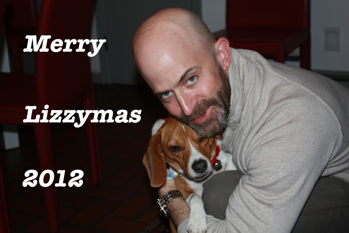 Merry Lizzymas