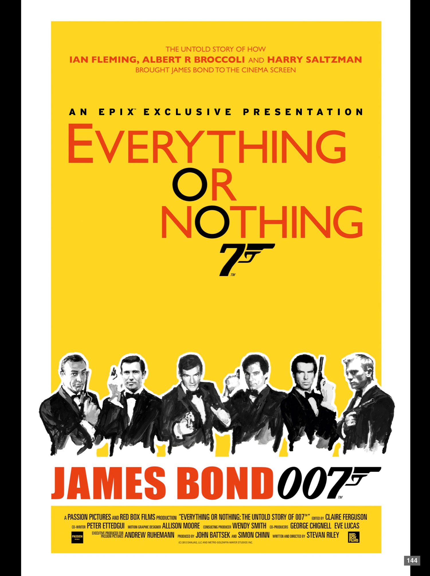 It's hard to imagine a world without the James Bond films, which have been with us since Dr No hit the big screen in The impact of Dr No on cinema audiences of the time was dramatic. There had never been anything like it before.