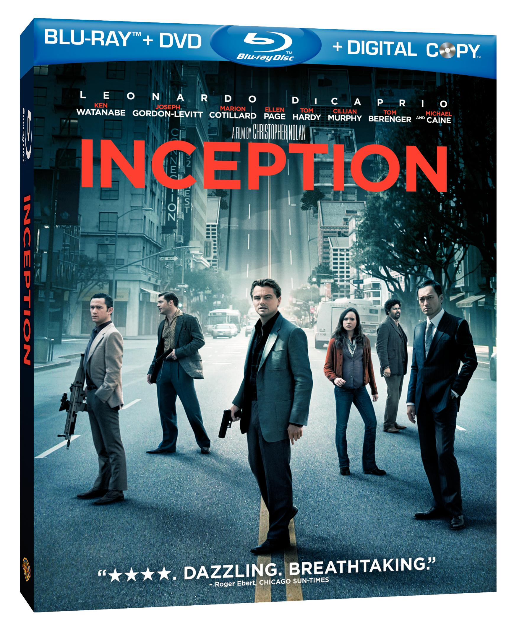 Extraction Mode How Inception On Blu Ray Delivers Its Kick Chrisreedfilm