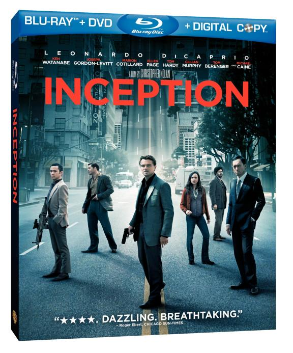 Inception Blu-Ray