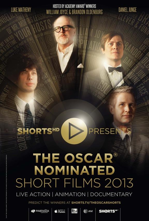 Oscar Shorts 2013