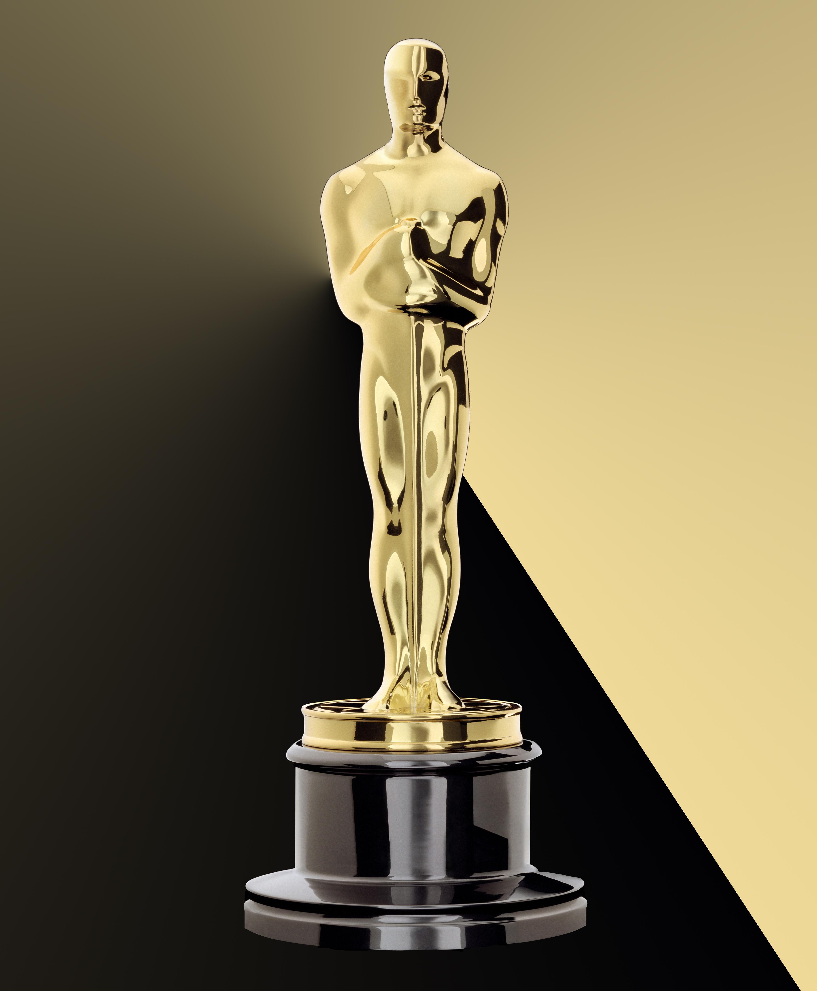 Oscar Academy Award furthermore 109450 Vector Realistic Golden Oscar Statue Background also Replica Oscar Award furthermore Oscars 2013 Recap likewise Geoffrey Rush Receive Berlin Film Festival Camera Award 970497. on oscar trophy award