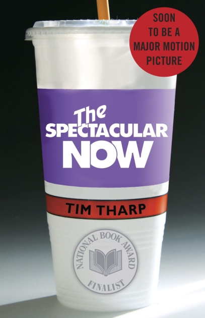 Spectacular Now book cover
