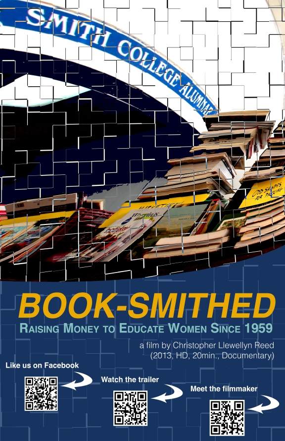 Book-Smithed Poster