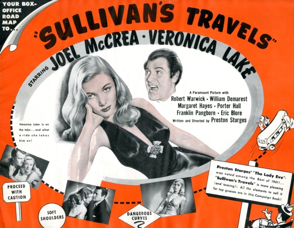 Sullivan's Travels Poster