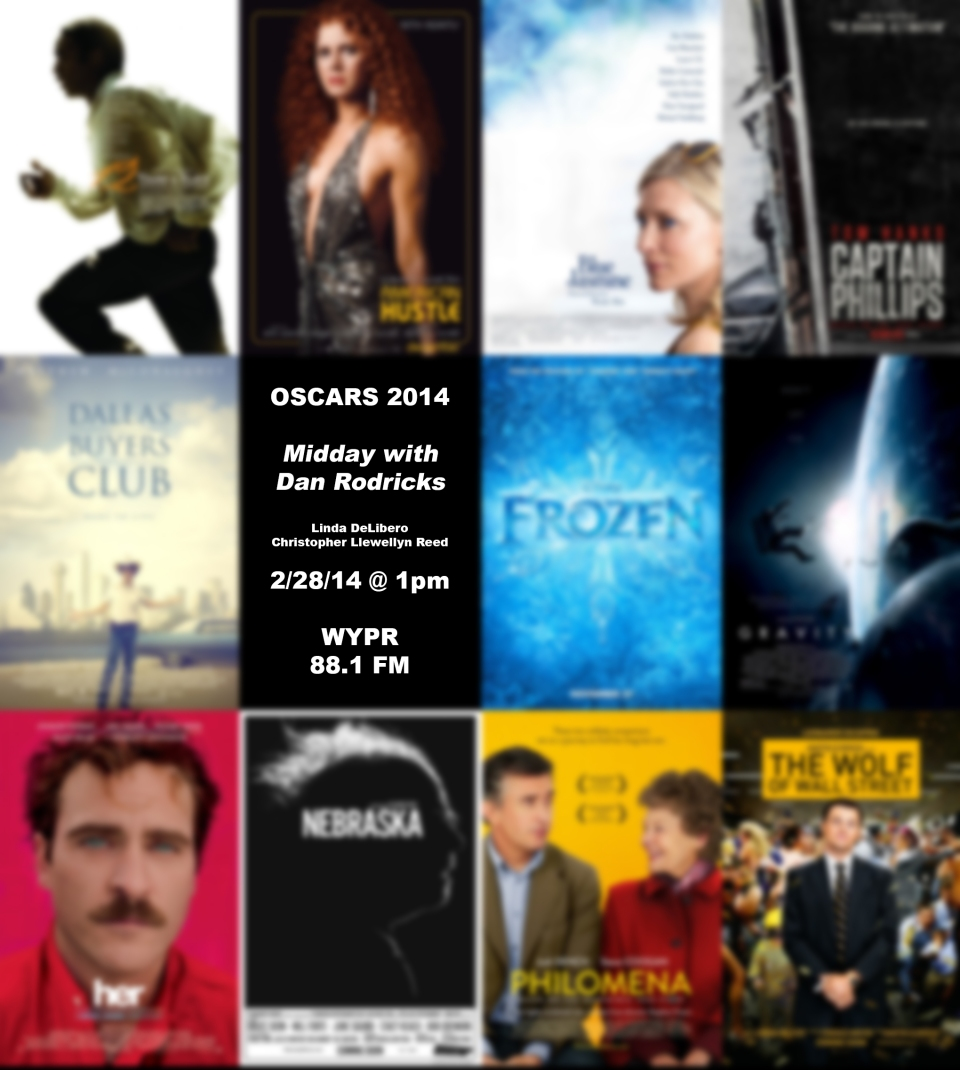 Rodricks Oscars 2014