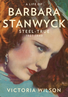 A Life of Barbara Stanwyck Book Cover