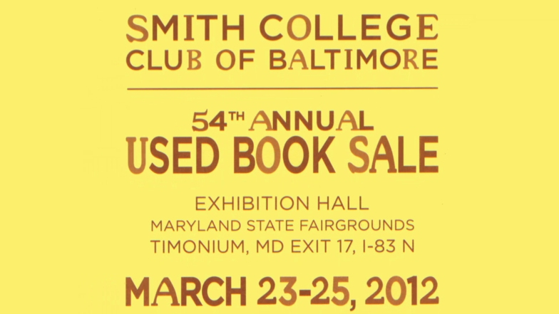 Smith College Book Sale 2012