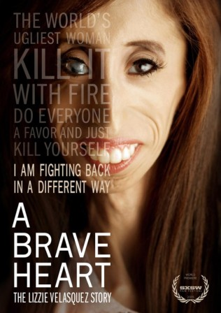 Brave Heart: The Lizzie Velasquez Story