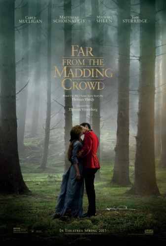 Far form the Madding Crowd