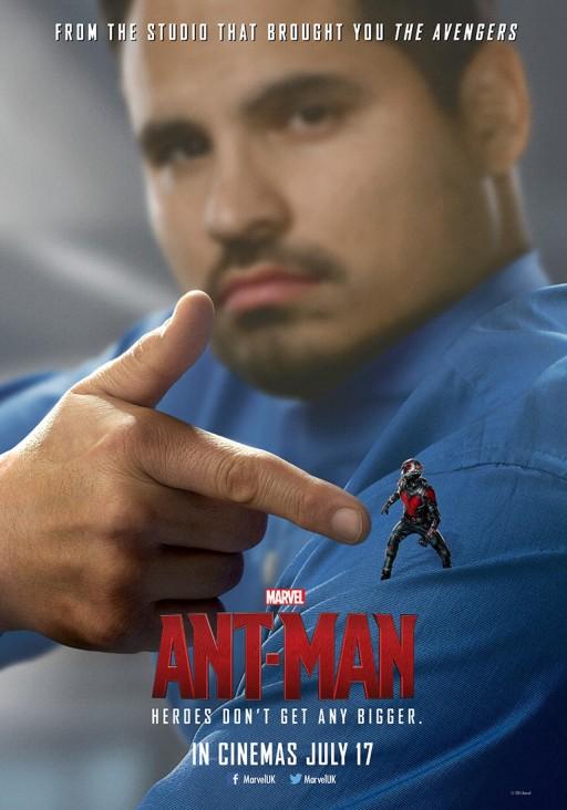 Ant-Man Peña