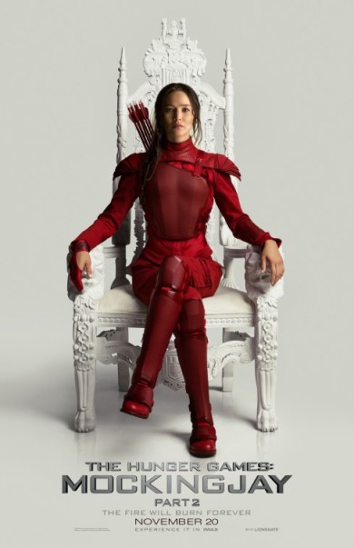 Hunger Games: Mockingjay - Part 2