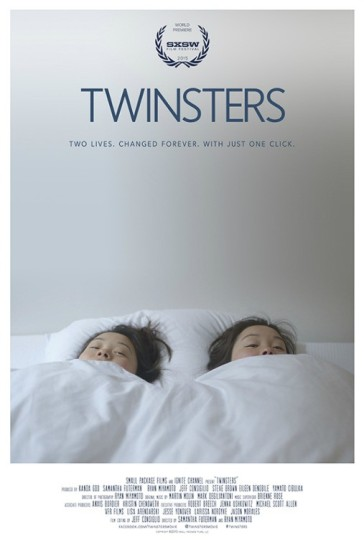 TWINSTERS poster