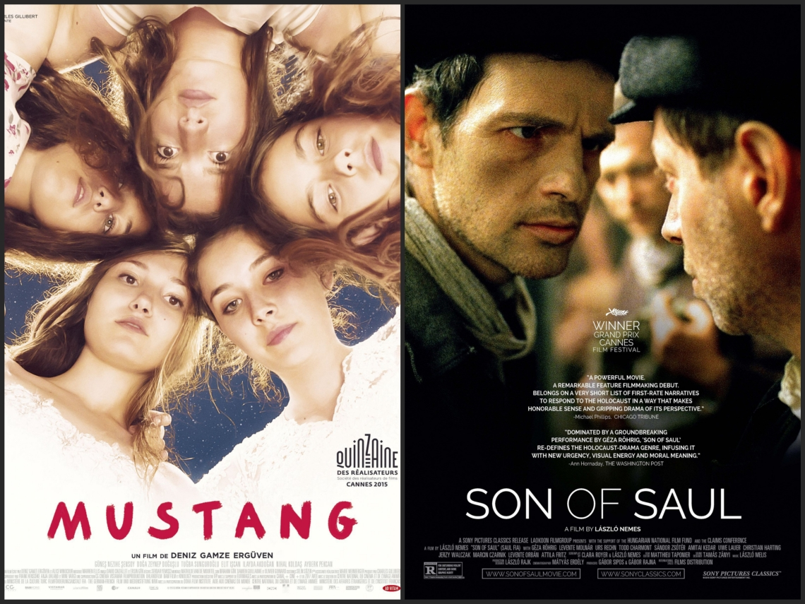Mustang Son of Saul Best of 2015