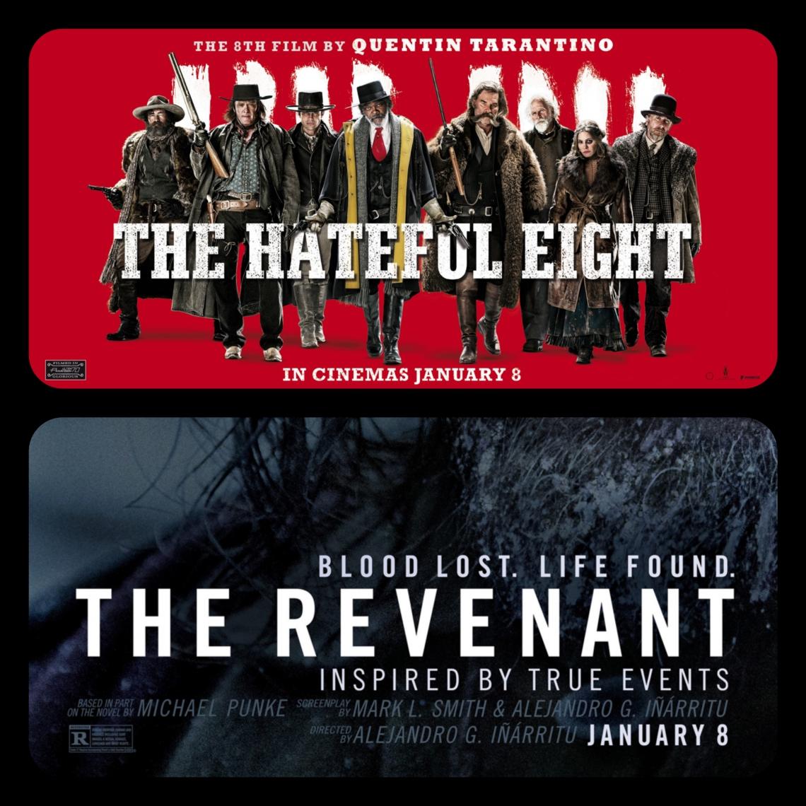 Hateful Eight Revenant Collage