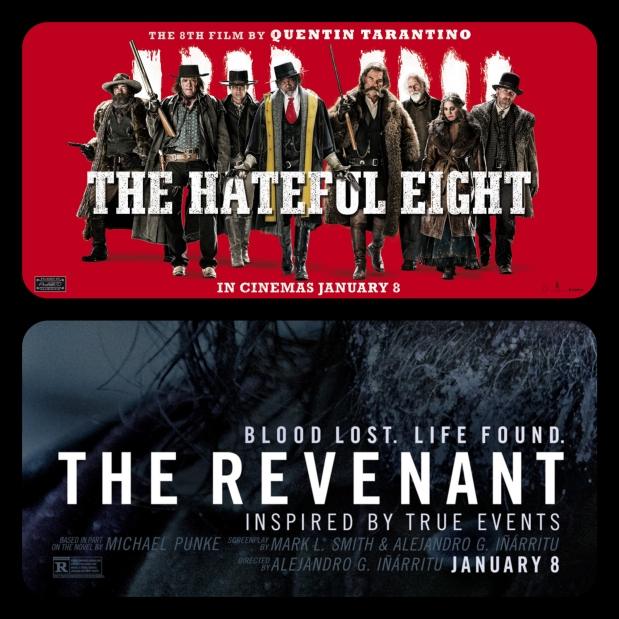 Hateful Eight Revenant Collage