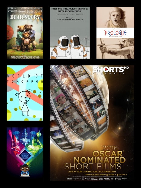 Oscar-Nominated Animated Shorts 2015