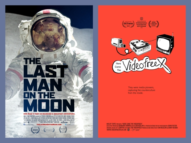 Last Man on the Moon Here Come the Videofreex