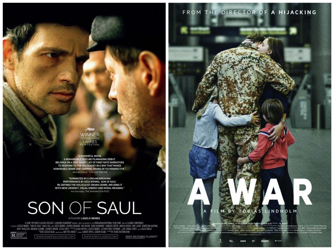 Son of Saul A War