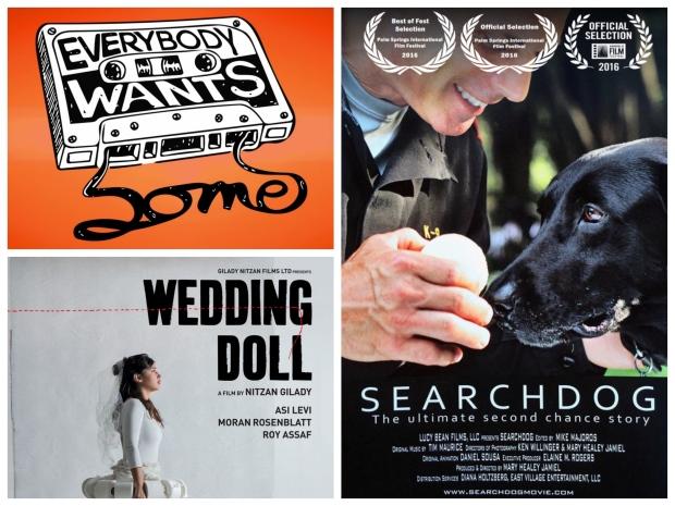 Everybody Searchdog Wedding Doll