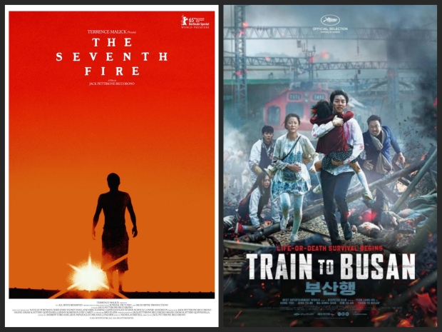 Seventh Fire Train to Busan