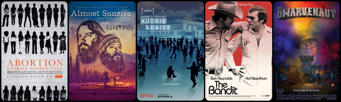 2016 Documentary Runners-Up Part 1
